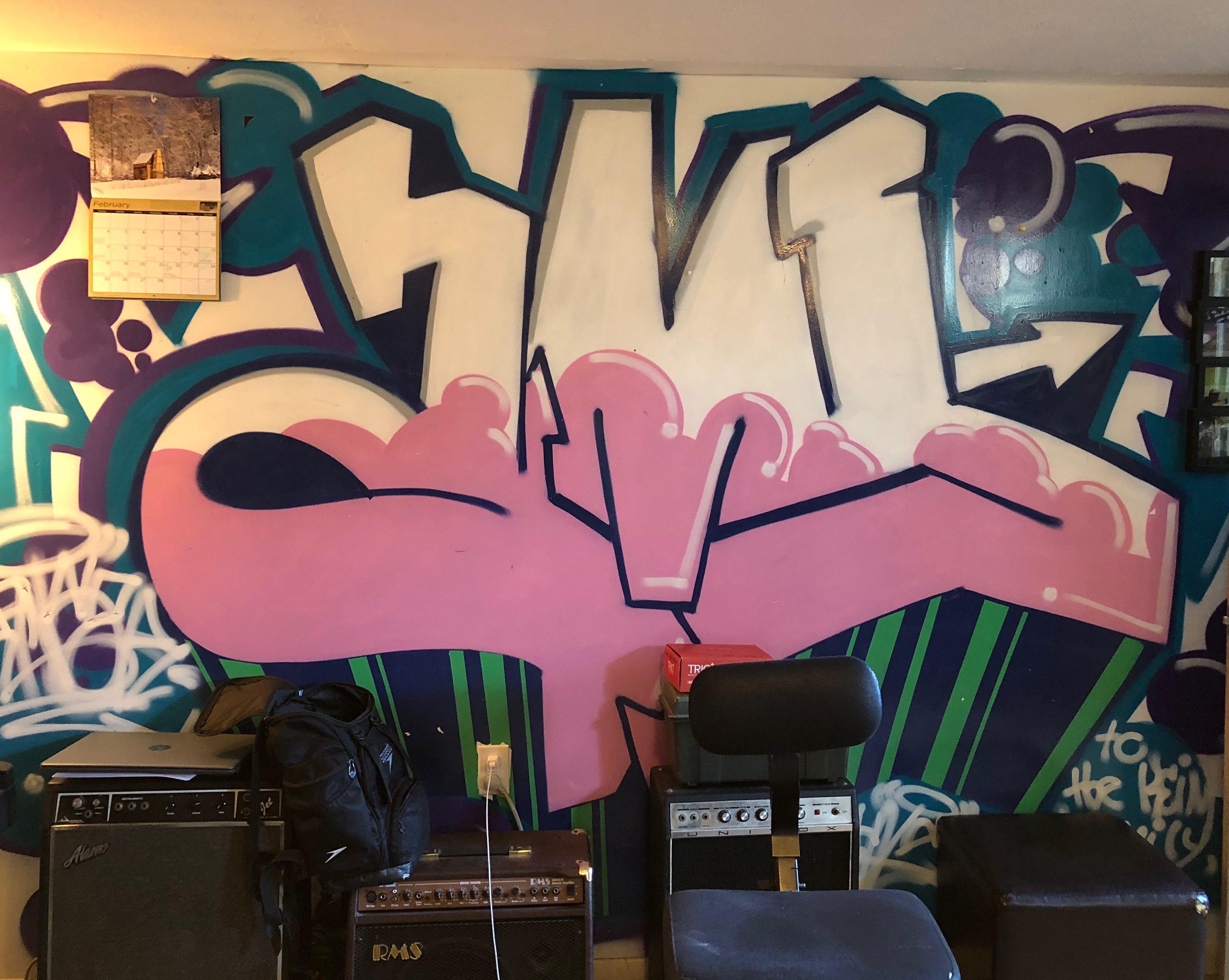 LMI Wall 1